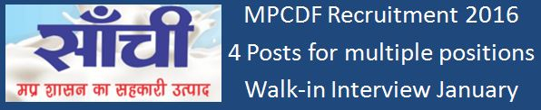 MPCDF Walk in Interview_January 2016