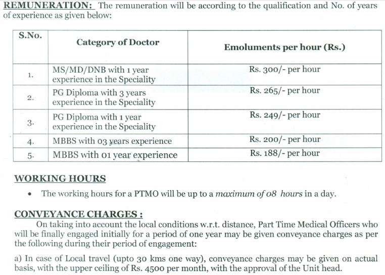 BHEL Haridwar Recruitment PMO February 2016 Salary