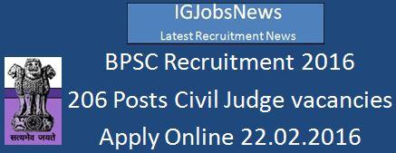 BPSC Recruitment 2016_Advt-29-BJSE(P)-01-2016