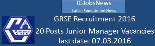 GRSE Recruitment 2016_EN OS 01-16