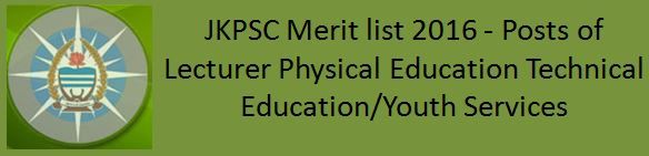 JKPSC_SELECTION_LECt_phy_edu_20162