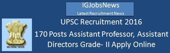 UPSC Recruitment 2016_Advt_03_16_Emp