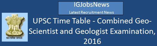 UPSC_Timetable_Geol_2016_Engl