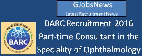 BARC_vacancy Notification April 2015