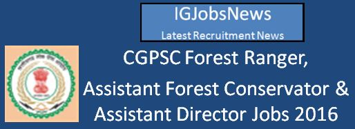 CGPSC Recruitment_ADV_FSE2016