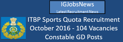 itbp-sports-quota-recruitment-2016