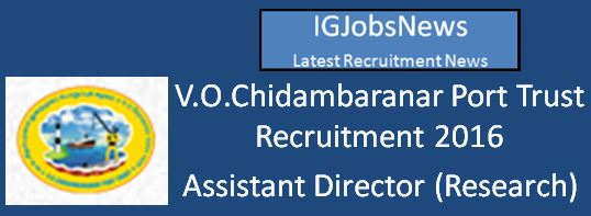 VOCPT_Assistant Director (Research)_Recruitment Notification
