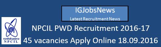 npcil-pwd-recruitment-september-2016