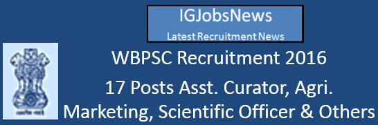 WBPSC_Recruitment 2016_Advt. No.14_2016_18052016