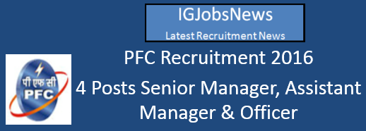 PFC_Recruitment_Notification June 2016
