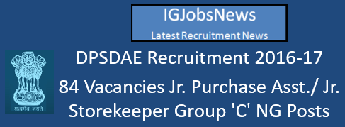 Image result for directorate of purchase and stores recruitment 2014