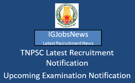 TNPSC Recruitment Result Admit Card Answer Key Syllabus Examination