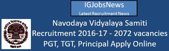 nvs-recruitment-september-2016