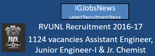 rvunl-recruitment-2016