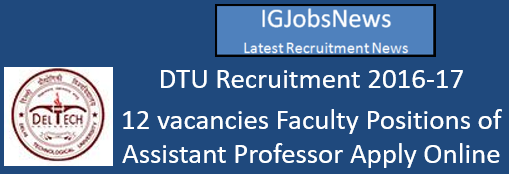 dtu-recruitment-2016-17