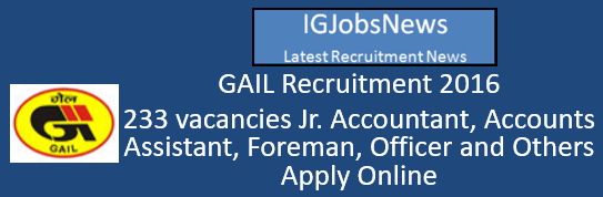 gail-recruitment-notification-october-2016