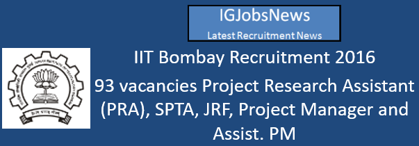 iit-bombay-recruitment-october-2016