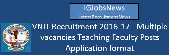 vnit-recruitment-october-2016