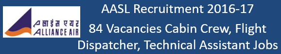 AASL Govt. Jobs 2016-17