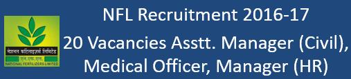 NCL Govt. Jobs 2016-17
