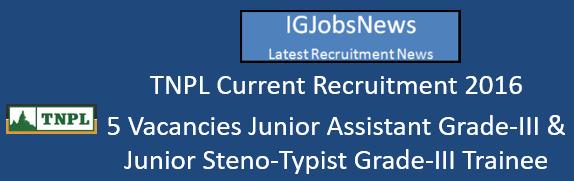 tnpl-recruitment-november-2016