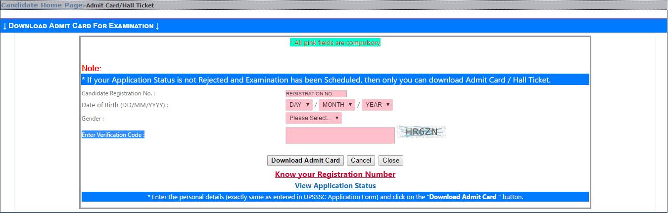 upsssc-clctc-admit-card-november-2016
