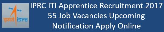 ISRO Apprentice 2016-2017