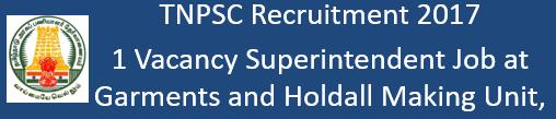 TNPSC Govt. Jobs 2016-17