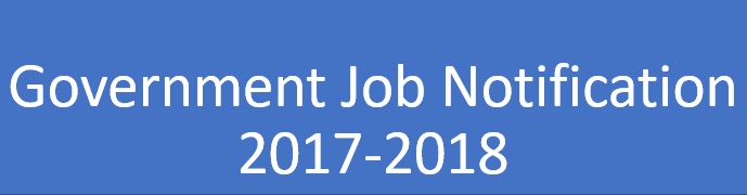 Latest Govt. Jobs 2017