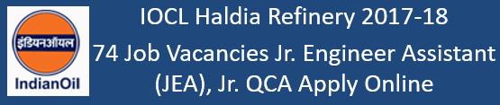 IOCL Govt. Jobs 2017